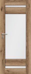 Drzwi TULLA W02D2 dąb halif